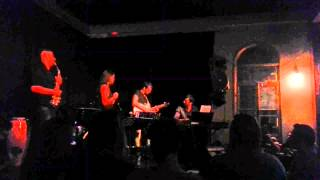 NPJ with Cry me a River - Jazz show @ Syncopa Bar