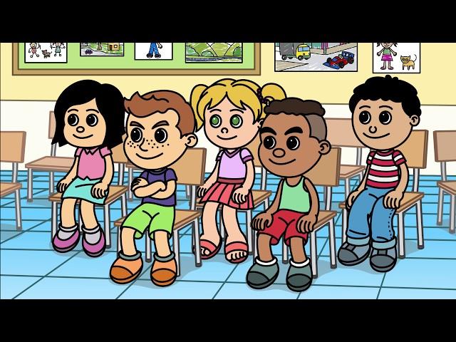 #acriação #desenhoanimado #desenhos A CRIAÇÃO - DESENHO ANIMADO INFANTIL - Bunekão - PARTE 2