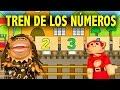 La Canción de los Numeros del 1 al 10 - El Mono Silabo y Nicola Cavernicola - Videos para nin?os