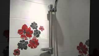 отделка санузлов и ванных комнат, ванная комната, ремонт квартир, санузлов, дизайн интерьеров.