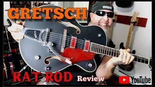"""Gear Review - GRETSCH """"Rat Rod"""""""
