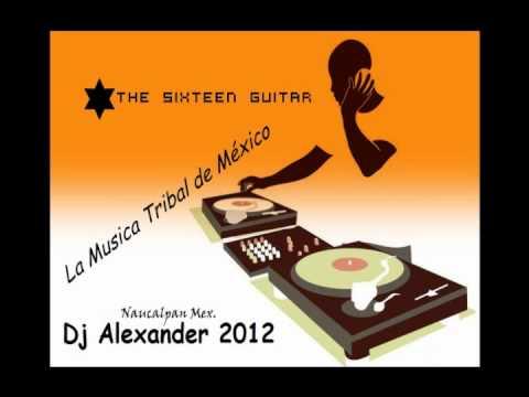 DJ Alexander - The sixteen Guitar