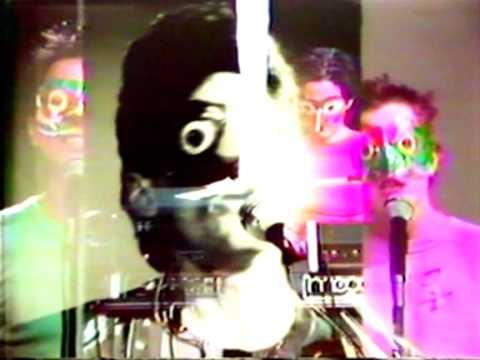 Tuxedomoon  Colorado Suite Early Studio Explorations 1977avi