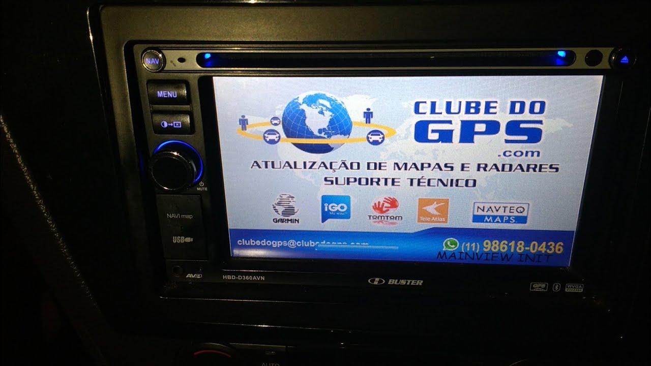 programa para atualizar firmware de gps
