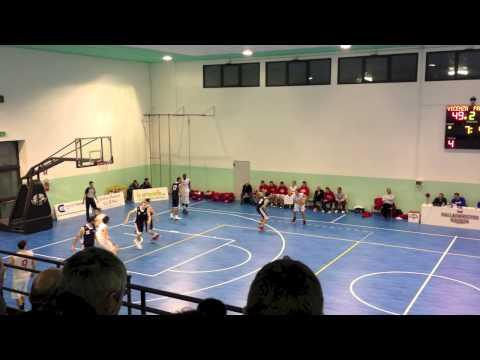 Pallacanestro Vicenza 2012 vs Armistizio Patavium