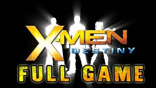 X-MEN Destiny Walkthrough FULL GAME Longplay (PS3, X360, Wii) Aimi Yoshida Path