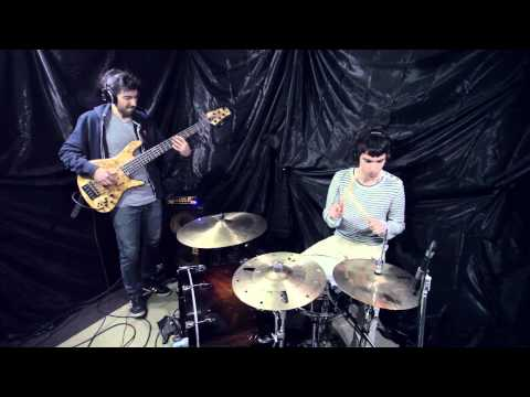 Contemporary R&B - Neo Soul Groove  Bass Drum Cover