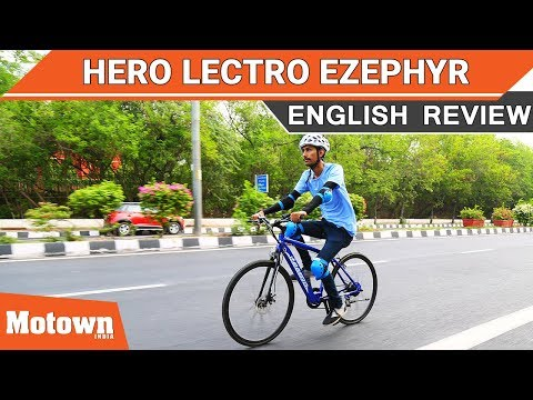 Hero E Zephyr electric cycle