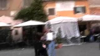 Рим. Пантеон(Площадь перед Пантеоном в Риме всегда переполнена людьми. И сам Пантеон никогда не пустует. Vadaley.ru -- оригина..., 2013-02-18T04:08:39.000Z)