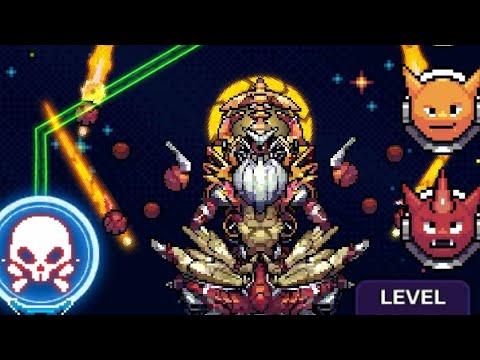 Falcon Squad Level 105 Boss - Clean - No Deaths - Game Play through. |