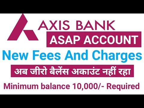 Axis Bank ASAP