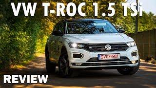 VW T-ROC 1.5 Tsi - Review   Gabi MARIAN Video