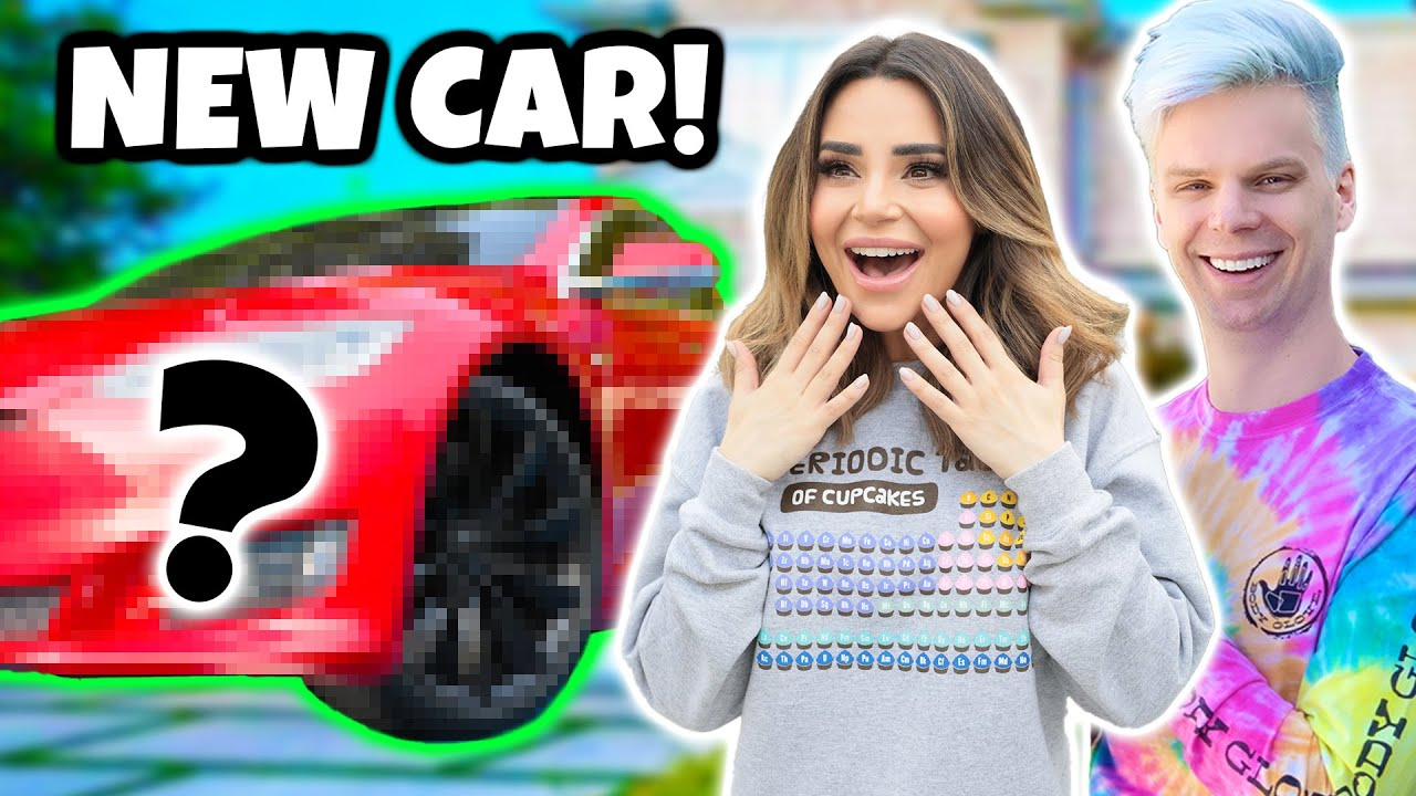 Surprising My Girlfriend With A New Car!