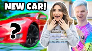 Surprising My Girlfriend Wİth A New Car!