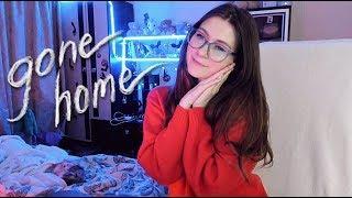[ASMR] ИГРА-РАССЛЕДОВАНИЕ С АТМОСФЕРОЙ 90-Х - Gone Home #1