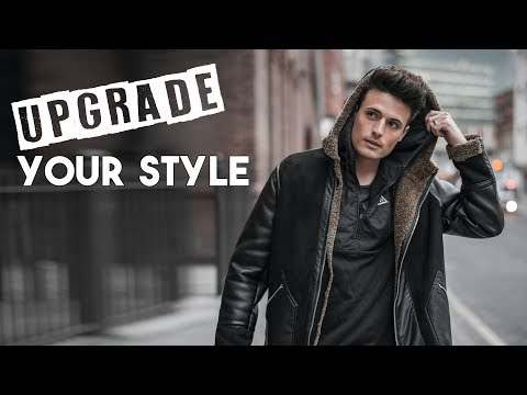 5 Ways To UPGRADE Your Style | Mens Next Level Fashion | BluMaan 2018