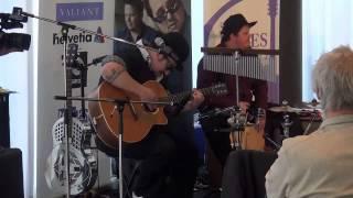 Chubby Buddy/ Medienorientirung, Blues Festival Basel 2015