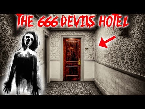 THE HAUNTED 666 DEVILS HOTEL! | MOE SARGI