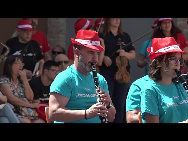 Cápsulas VEM 2018 Sociedad Musical Ruperto Chapí, cuerda