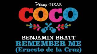 Benjamin Bratt - Remember Me (from Disney•Pixar Coco)