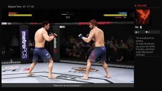 UFC 3: Martial Arts Tournament