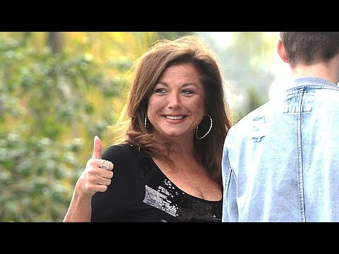 Abby Lee Miller All Smiles at Easter Church Service Days After Prison Release