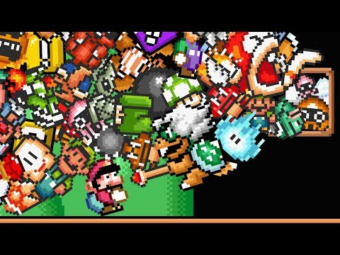 Mario's Roulette Calamity