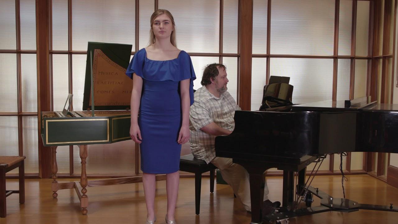 Kaya Rose Giroux: Hal Leonard Vocal Competition 2018