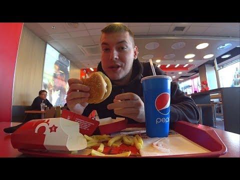БЕСПЛАТНАЯ ЕДА В KFC