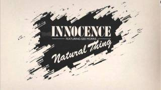 INNOCENCE featuring GEE MORRIS - Natural thing (1989)