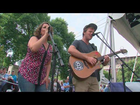 Briz & Lady Rock 'CCO At The Fair