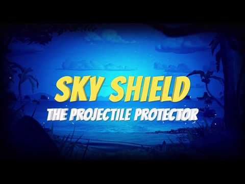 Boom Beach: Sky Shield - New Prototype Defense - Now Available!