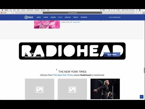 Music Search Engine - Walkthrough