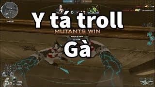 Crossfire North America 2.0 : Troll Noob - Hoàng Lăng - Zombie V4