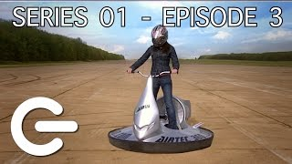 The Gadget Show - Series 1 Episode 3