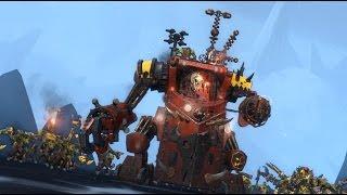 Warhammer 40000 Dawn of War 3 - Задание 15 - Столкновение левиафанов