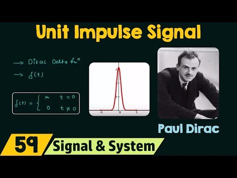 Unit Impulse Signal