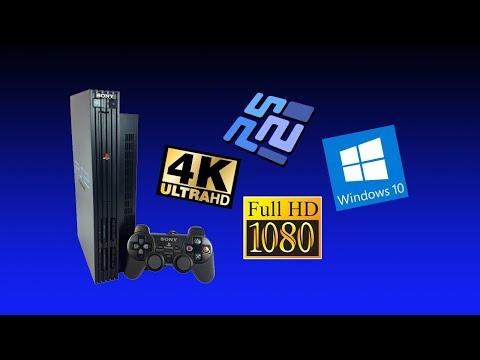 """PCSX2 """"PlayStation 2"""
