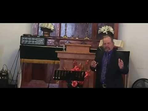 Pastor Jimmy Lee