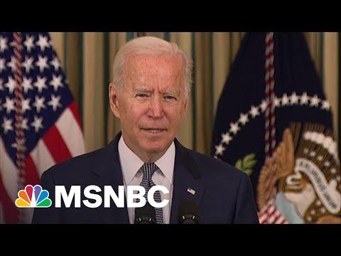 Biden: 'No Question' Delta Variant Of Covid Impacted Jobs Report