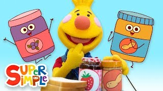 Peanut Butter & Jelly | Sing Along With Tobee