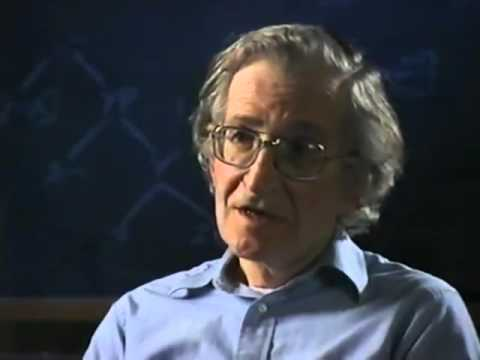 BBC Interviewer gets Schooled about Media Propaganda by Noam Chomsky