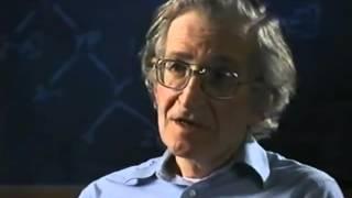 BBC Interviewer gets Schooled about Media Propaganda by Noam Chomsky