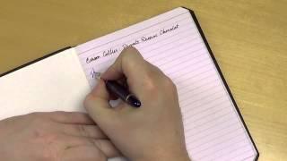 Paper Cut: Franklin-Christoph Firma-flex Journals