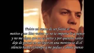 Felipe Santos   Vete letra