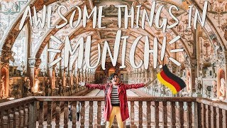 BAVARIA! 22 Ace Things To See, Do & Eat In Munich Germany