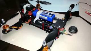 CFHQ-320 FPV quadcopter