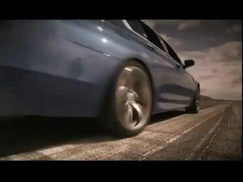 BMW F10 M5 Commercial 2012 z cyklu 'Na bogato' [www.powerlogo.pl]