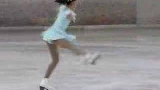 秋篠宮佳子さま 2007年フィギュアスケート演技 (Princess Kako's figure skating)