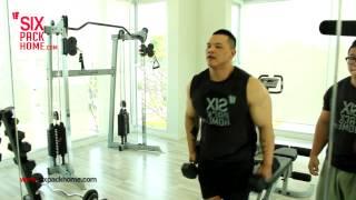 สอนและเทคนิค เล่นหัวไหล่ ส่วนไหล่ ( Shoulders ) โดย โค้ชเดย์ กิตติศักดิ์ วุฒิการณ์ แชมป์เอเชีย